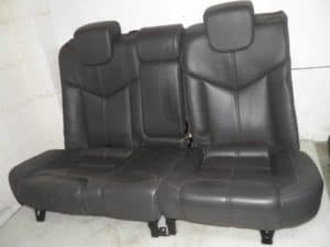 Rear Seats Black Leather – Alfa Romeo GT 2000-2010