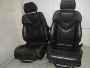 Front Seats Black Leather – Alfa Romeo GT 2000-2010