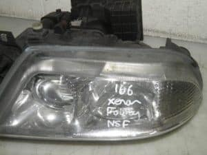Xenon Headlight Faulty – LEFT – Alfa Romeo 166 1998-2003