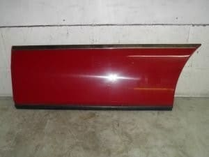 Rosso Red REAR RIGHT Door Trim – Alfa Romeo 164 1992-1998
