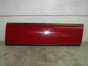 Rosso Red FRONT RIGHT Door Trim – Alfa Romeo 164 1992-1998
