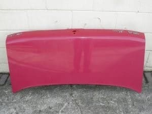 Rosso Red Rear Boot Door – Alfa Romeo 164 1992-1998