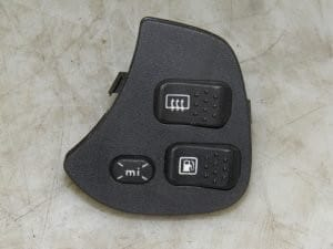 Fuel Flap Wing Mirror Heated Switch – Alfa Romeo 916 Spider 1995-1998