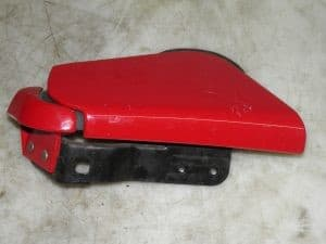 Roof Corner Cover Flap RIGHT Rosso Red – Alfa Romeo 916 Spider 1995-2005