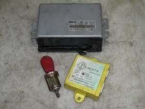 2.0 TS ECU Code Box and Key Set 0261204484 – Alfa Romeo 916 GTV Spider 1995-1998