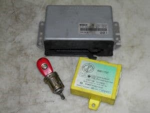 2.0 TS ECU Code Box and Key Set 0261203671 – Alfa Romeo 916 GTV Spider 1995-1998