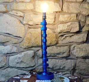 Alfa Romeo Camshaft Engine Lamp – Blue
