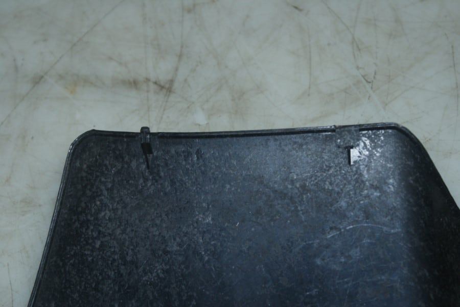 Fuse Box Cover Section Trim