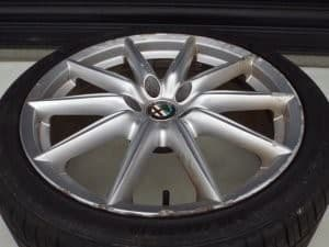 19inch Ti Alloy Wheel with Tyre – Alfa Romeo 159 2005-2012