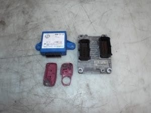 2.0 TS Engine ECU Code Box and Chip 0261206713 – Alfa Romeo 166 1998-2008
