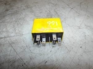 Yellow Central Locking Relay 46469671 – Alfa Romeo 166 1998-2008
