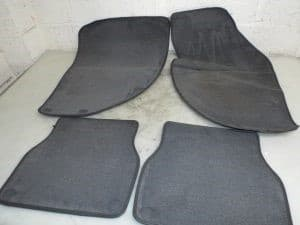 Grey Floor Mats ORIGINAL Set – Alfa Romeo 166 1998-2008