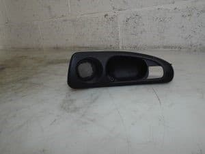 RIGHT Interior Tweeter Grille Door Handle Trim – Alfa Romeo 166 1998-2008