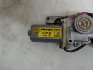 Sunroof Electric Motor Webasto 1607000 – Alfa Romeo 166 1998-2008