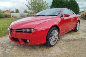 BREAKING NEWS – Alfa Romeo Brera 2.4 20v for Parts ONLY