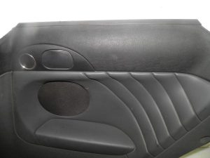 Rear RIGHT Door Card Black Leather – Alfa Romeo GT 2002-2010