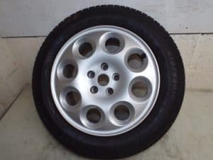 Spare Wheel with Tyre 16inch Alloy – Alfa Romeo 166 1998-2008