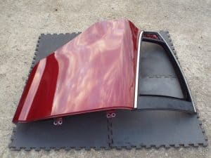 Rear RIGHT Door Red – Alfa Romeo Giulietta 2010-