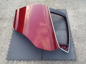 Rear LEFT Door Red – Alfa Romeo Giulietta 2010-